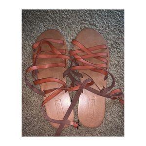 Forever21 Strappy Sandal